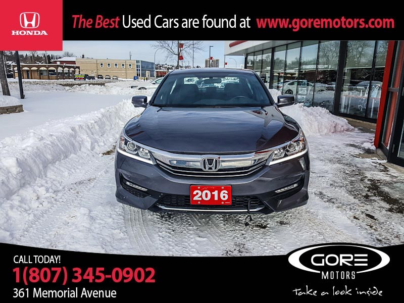 2016 Honda Accord Sport full