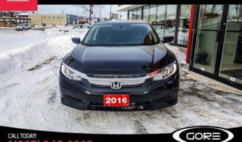 2016 Honda Civic LX full