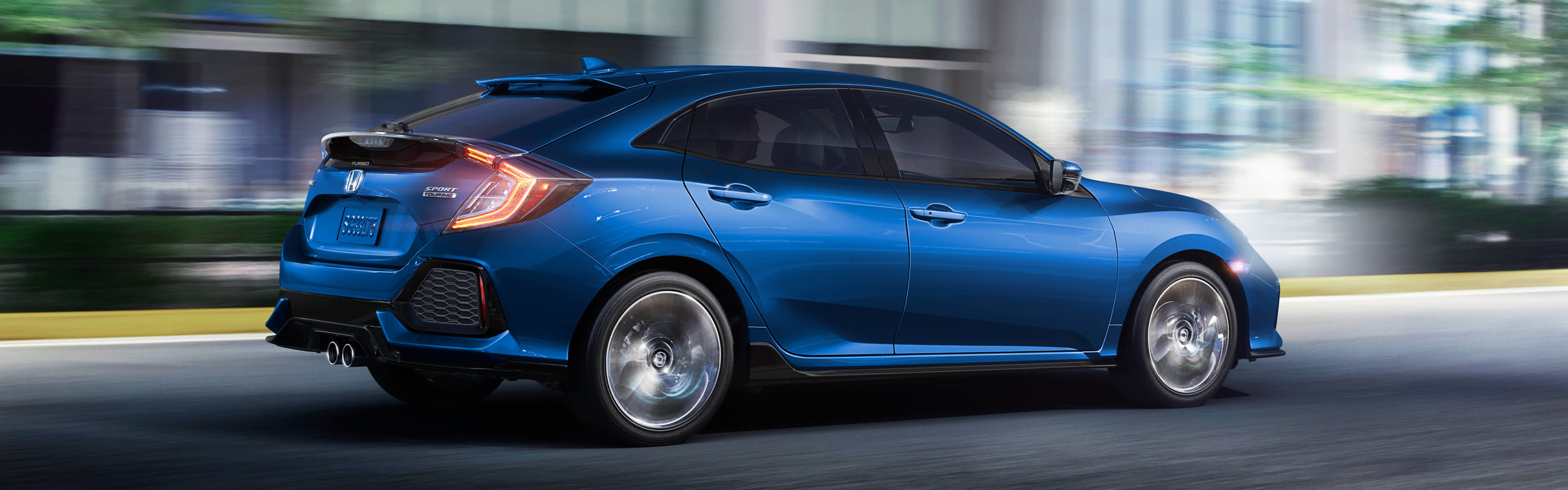 2019 Honda Civic Hatchback Gore Motors Honda