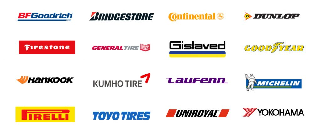 Gore Motors Tire Center Brands
