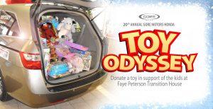 2020 Toy odyssey