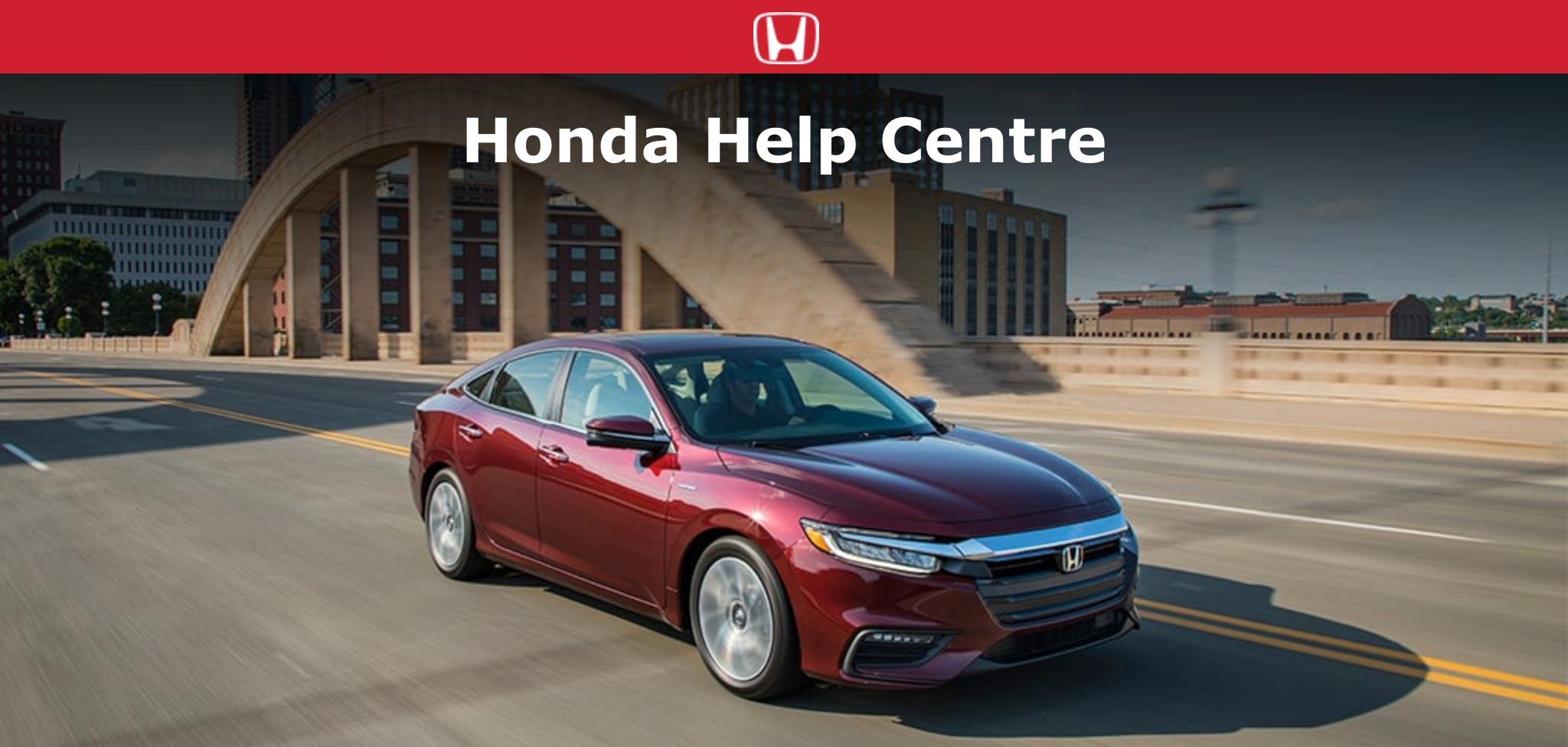 Gore Motors Honda Vehicle Resources