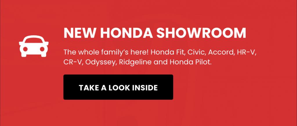 New 2020 Honda Vehicles