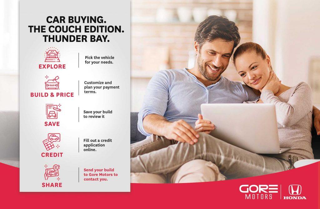 Online Shopping Gore Motors