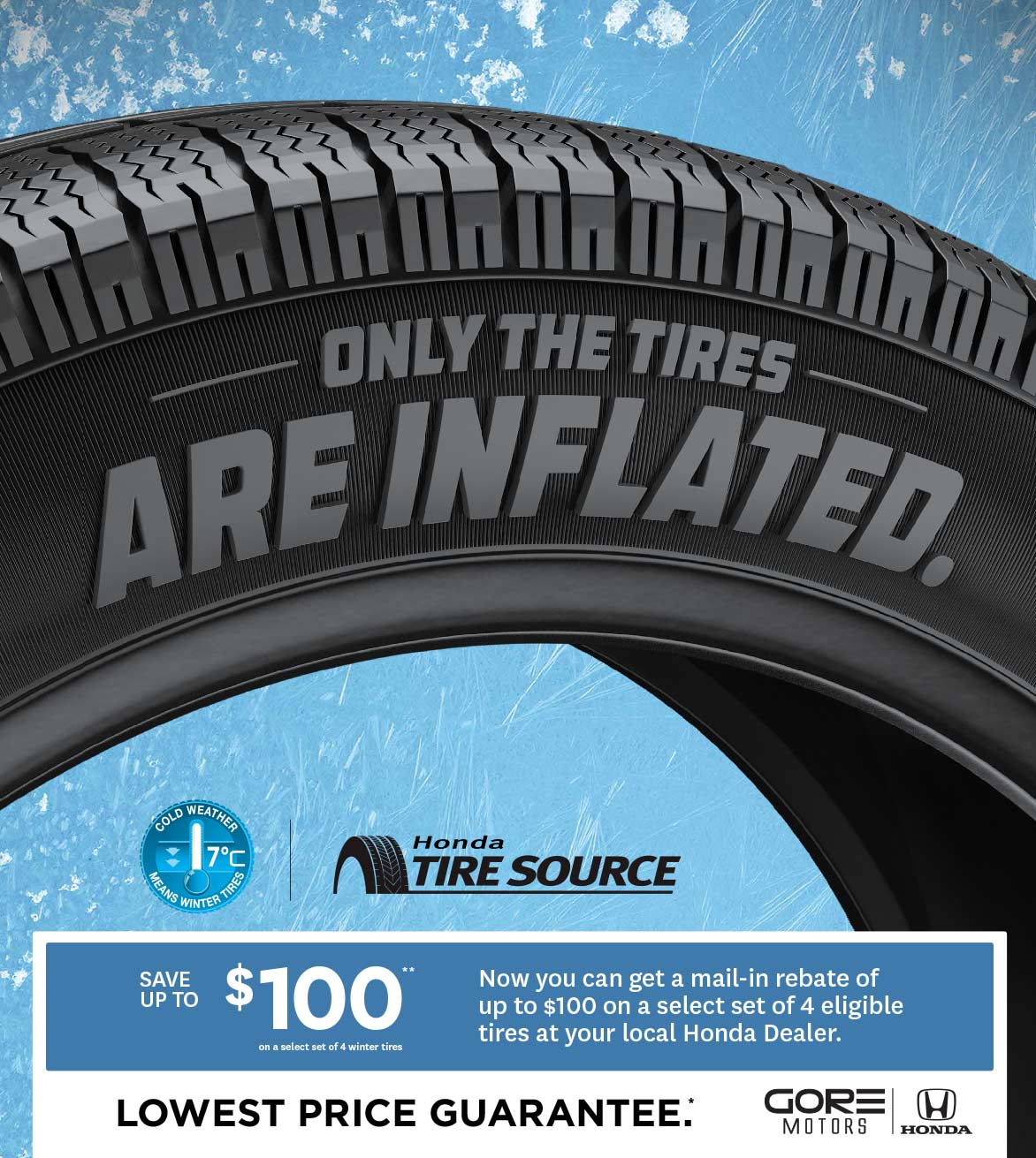 Tires-Inflated